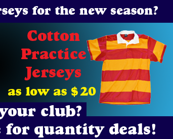 Rugby Jerseys Deal