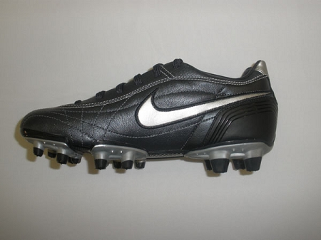separation shoes 852aa 5495d Nike Womens Tiempo Mystic FG (Anthracite/Met Silver-Black)