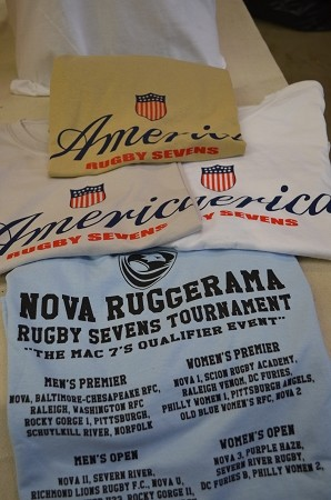 Vintage Rugby T-shirts and Tank Tops