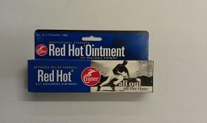 Cramer Red Hot - 2.75 Oz Tube