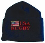 USA Rugby Wooly Hat