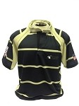 All Army Rugby Supporters Jersey-Black