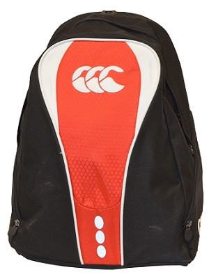 CCC Elite Backpack - Scarlet