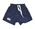 CCC Cotton Youth Rugby Shorts - Navy