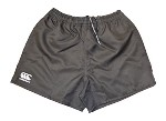 Canterbury Professional Rugby Shorts - Black