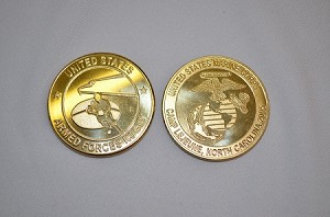 Inter-Service Championship Rugby Coins