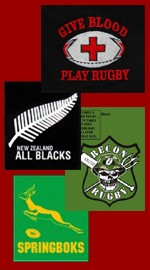 Adult Rugby T-Shirt Grab Bag