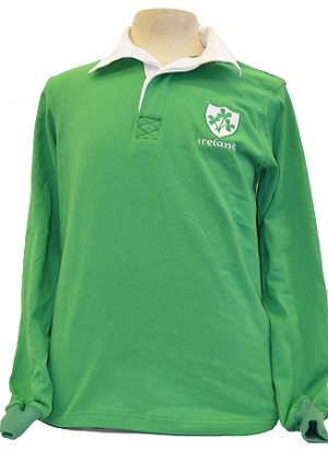 Ireland Rugby Classic Long Sleeve Jersey