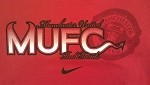 Nike Manchester United T-Shirt - Red