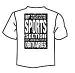Sports Results Tee