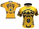 Custom P4 Sublimated Compression Fit Jerseys