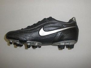 Nike Womens Tiempo Mystic FG (Anthracite/Met Silver-Black)