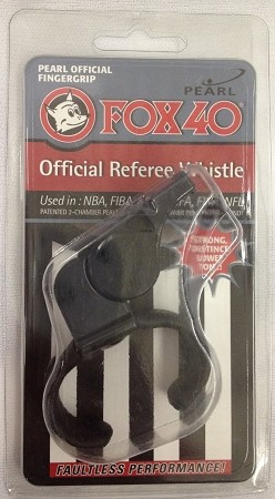 Pearl Fox 40 Official Referee Whistle