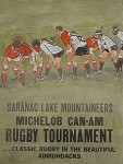 Can-Am Rugby Tournament Poster