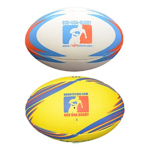 Godek Youth Rugby Balls (Size 3)