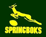 Springboks Rugby T-shirt